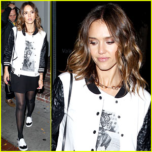 Jessica Alba: I'm a Prude, I Never Slept My Way Through Hollywood!