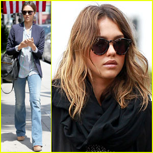 Jessica Alba Teams with Zico Coconut Water!