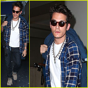 John Mayer Reminisces About Buying Cheap Fruit on Twitter!