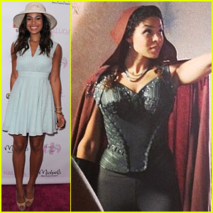 Jordin Sparks Transforms Into a Real Life Jedi on 'Star Wars' Day!