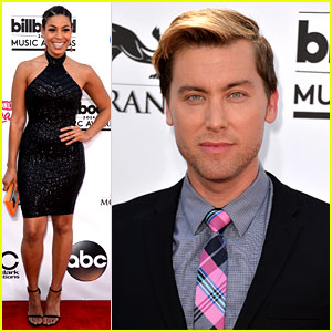 Jordin Sparks & Lance Bass Host the Billboard Music Awards 2014 Red Carpet Show!