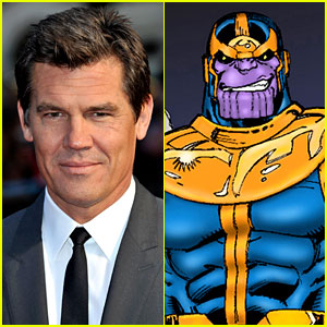 Josh Brolin Joins the Marvel Universe as Voice of Thanos!