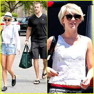 Julianne Hough Says 'Kind is the New Cool'!