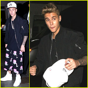Justin Bieber Treats Mom Pattie to Mother's Day Meal!