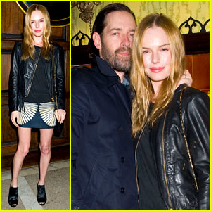 Kate Bosworth & Michael Polish Make One Hot Couple at Harry Josh's #HARRYSPARTY! (Exclusive Photos)