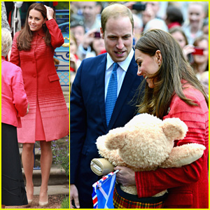 Kate Middleton Makes First Official Appearance After Bare Butt Photo Hits the Web