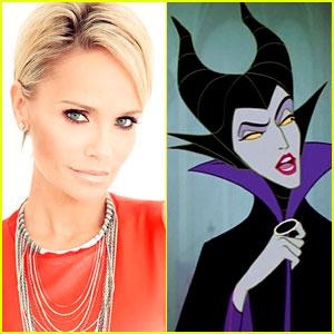 Kristin Chenoweth Is Maleficent For Disney S Descendants