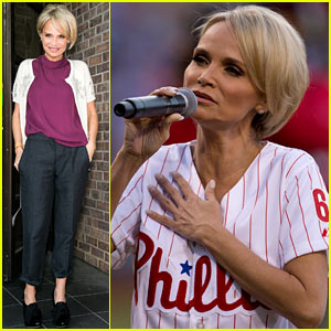 Kristin Chenoweth Hopes to Raise Asthma Awareness Through Her Own Personal Experiences