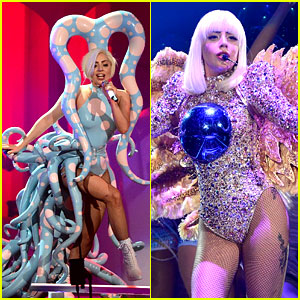 Lady Gaga Kicks Off 'artRAVE: The ARTPOP Ball Tour' with Her Amazing Outfits!