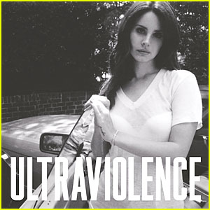 Lana Del Rey Unveils Beautiful 'Ultraviolence' Cover & Tracklisting!