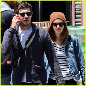 Leighton Meester 'Always Had a Crush' on Hubby Adam Brody!