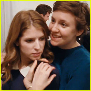 Lena Dunham & Anna Kendrick Look Super Close in 'Happy Christmas' Official Trailer - Watch Now!