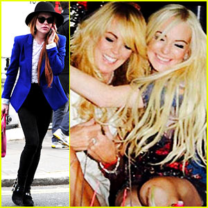 Lindsay Lohan Feels Blessed to Have Dina Lohan as a 'Strong, Loving, Wonderful Mommy!'