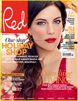 Liv Tyler to 'Red': Gwyneth Paltrow is Really Good at Everything!