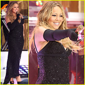 Mariah Carey Debuts New Song 'You Don't Know What To Do' on Today Show - Watch Now!