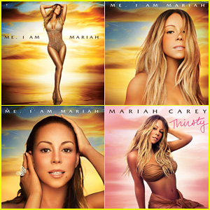 Mariah Carey's 'Me. I Am Mariah... The Elusive Chanteuse' Full Album Stream - Listen Now!