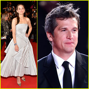 Marion Cotillard Supports Partner Guillaume Canet at His Big Cannes Premiere!