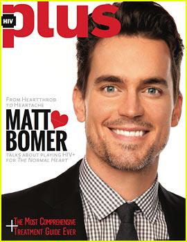 Matt Bomer Prepared His Kids as Best He Could for 'Normal Heart' Weight Loss