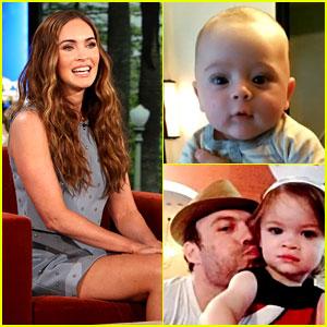 Megan Fox Shares Adorable New Photos of Sons Noah & Bodhi!