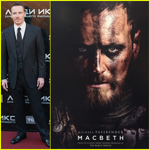 Michael Fassbender as 'Macbeth' - First Look Image Revealed!