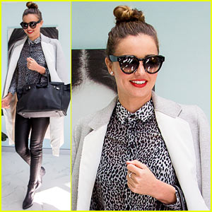 Miranda Kerr Never Thought Modeling Would Last Long