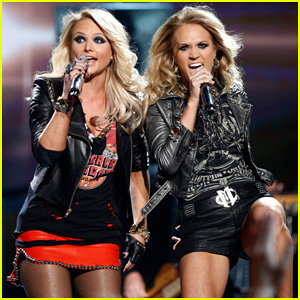 Miranda Lambert & Carrie Underwood Premiere Studio Version of 'Somethin Bad' - Listen Now!