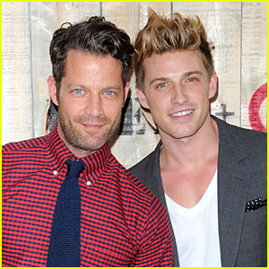 TV Personality & Interior Designer Nate Berkus Marries Jeremiah Brent!