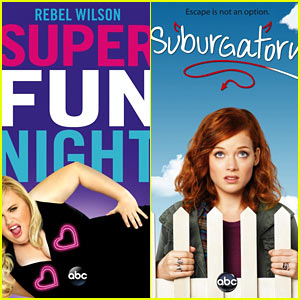 ABC Cancels Rebel Wilson's 'Super Fun Night,' 'Suburgatory,' & 'Neighbors'