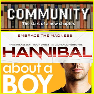 NBC Cancels 'Community' & 'Revolution,' Renews 'Hannibal' & 'About a Boy'
