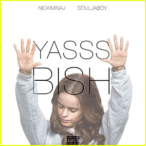 Nicki Minaj: 'Yasss Bish!!' Full Song & Lyrics - LISTEN NOW!