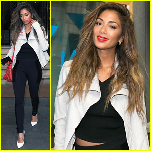 Nicole Scherzinger Visits Kiss FM to Premiere New Single 'Your Love' - Full Song & Lyrics!
