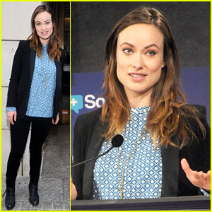 Olivia Wilde Plays 'John Mayer or Pepé Le Pew?' - Watch Now!