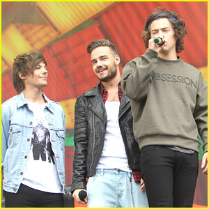 One Direction: Radio 1's Big Weekend Concert Pics!