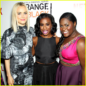 'Orange Is the New Black' Cast Celebrates at Season 2 Premiere!