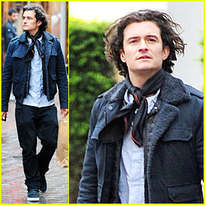 Orlando Bloom Was Happy Not to Play the Heartthrob in 'Zulu'!