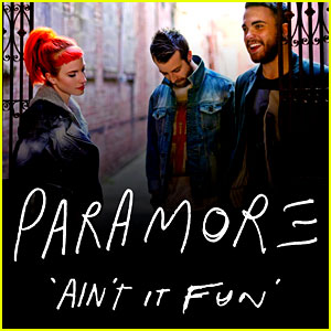 Aint It Fun Paramore Album Paramore Scores First