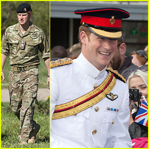 Prince Harry Really Charms Us on Two Day Estonia Visit!