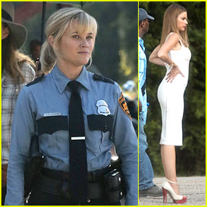 Reese Witherspoon Is a Cop Who Can't Be Messed With!
