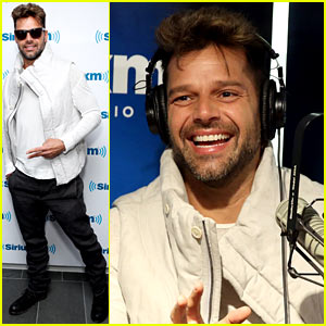 Ricky Martin Wishes He Could Come Out Again!