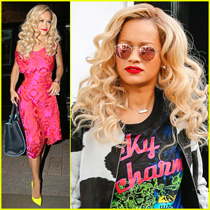 Rita Ora Would Love To Collaborate With Gwen Stefani