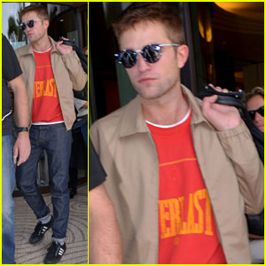 Robert Pattinson: Cannes is the Best Place to Promote Films