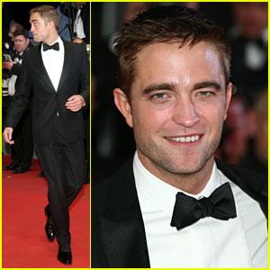 Robert Pattinson Dons a Dapper Suit for 'The Rover' Cannes Premiere!