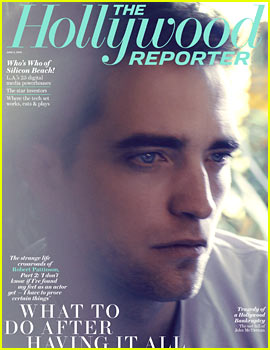 Robert Pattinson & Kristen Stewart Are Still in Contact, He Tells 'THR'