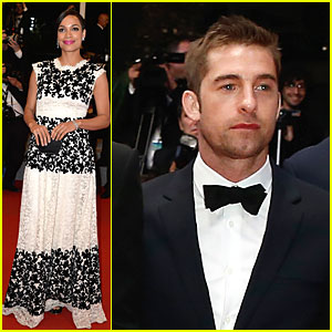 Rosario Dawson & Scott Speedman Bring Class to 'Captive' Cannes Premiere!