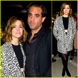 Rose Byrne & Bobby Cannavale Couple Up at Harry Josh's Second Annual #HARRYSPARTY (Exclusive Photos)