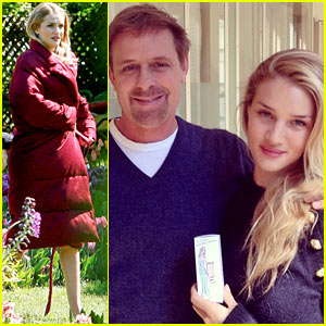 Rosie Huntington-Whiteley is Red Carpet Ready for the Met Ball 2014 - Find Out How!