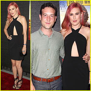 Rumer Willis Rocks Sexy Cutout Dress at 'Odd Way Home' Premiere!