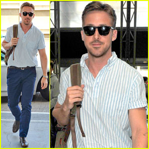 Ryan Gosling Handsomely Travels to Cannes for Directorial Debut 'The Lost River'