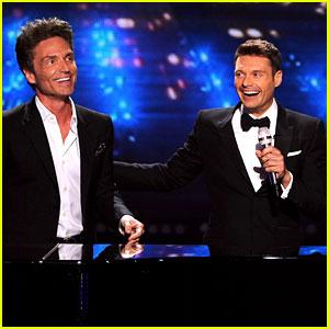 Ryan Seacrest Sings on 'American Idol' Finale - Watch Now!