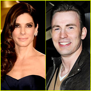 Sandra Bullock & Chris Evans Romance Rumors Are Swirling!